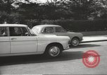 Image of parking problems Madrid Spain, 1966, second 9 stock footage video 65675061784