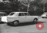 Image of parking problems Madrid Spain, 1966, second 10 stock footage video 65675061784