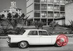 Image of parking problems Madrid Spain, 1966, second 14 stock footage video 65675061784