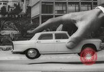 Image of parking problems Madrid Spain, 1966, second 26 stock footage video 65675061784