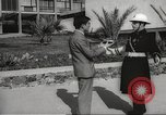 Image of parking problems Madrid Spain, 1966, second 30 stock footage video 65675061784