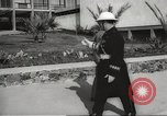 Image of parking problems Madrid Spain, 1966, second 41 stock footage video 65675061784