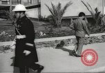 Image of parking problems Madrid Spain, 1966, second 42 stock footage video 65675061784