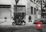 Image of parking problems Madrid Spain, 1966, second 44 stock footage video 65675061784