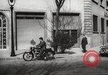 Image of parking problems Madrid Spain, 1966, second 45 stock footage video 65675061784