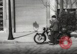 Image of parking problems Madrid Spain, 1966, second 49 stock footage video 65675061784