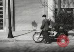 Image of parking problems Madrid Spain, 1966, second 50 stock footage video 65675061784