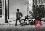Image of parking problems Madrid Spain, 1966, second 51 stock footage video 65675061784