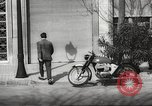 Image of parking problems Madrid Spain, 1966, second 52 stock footage video 65675061784
