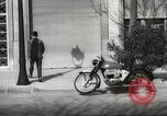 Image of parking problems Madrid Spain, 1966, second 53 stock footage video 65675061784