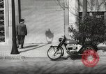 Image of parking problems Madrid Spain, 1966, second 54 stock footage video 65675061784