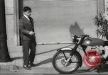 Image of parking problems Madrid Spain, 1966, second 58 stock footage video 65675061784