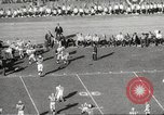 Image of 1966 Pro Bowl football game Los Angeles California USA, 1966, second 41 stock footage video 65675061786