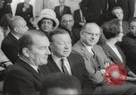 Image of Robert C Weaver Washington DC USA, 1966, second 21 stock footage video 65675061788