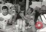 Image of American college students spring break 1960s Fort Lauderdale Florida USA, 1967, second 33 stock footage video 65675061798