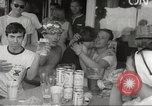 Image of American college students spring break 1960s Fort Lauderdale Florida USA, 1967, second 34 stock footage video 65675061798