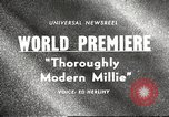 Image of world premier New York United States USA, 1967, second 1 stock footage video 65675061800