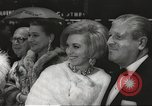 Image of world premier New York United States USA, 1967, second 31 stock footage video 65675061800