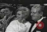Image of world premier New York United States USA, 1967, second 32 stock footage video 65675061800