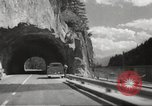 Image of new highway Austria, 1967, second 23 stock footage video 65675061808