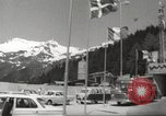 Image of new highway Austria, 1967, second 33 stock footage video 65675061808