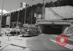 Image of new highway Austria, 1967, second 34 stock footage video 65675061808