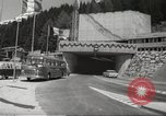 Image of new highway Austria, 1967, second 35 stock footage video 65675061808