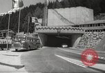 Image of new highway Austria, 1967, second 36 stock footage video 65675061808