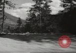 Image of new highway Austria, 1967, second 42 stock footage video 65675061808