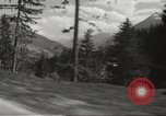Image of new highway Austria, 1967, second 43 stock footage video 65675061808