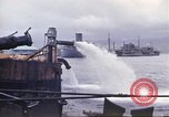 Image of pumping water Pearl Harbor Hawaii USA, 1942, second 15 stock footage video 65675061813