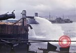 Image of pumping water Pearl Harbor Hawaii USA, 1942, second 17 stock footage video 65675061813