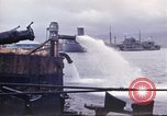Image of pumping water Pearl Harbor Hawaii USA, 1942, second 18 stock footage video 65675061813