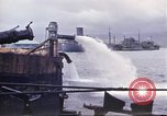 Image of pumping water Pearl Harbor Hawaii USA, 1942, second 19 stock footage video 65675061813