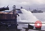 Image of pumping water Pearl Harbor Hawaii USA, 1942, second 21 stock footage video 65675061813