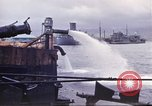 Image of pumping water Pearl Harbor Hawaii USA, 1942, second 22 stock footage video 65675061813
