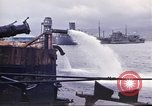 Image of pumping water Pearl Harbor Hawaii USA, 1942, second 25 stock footage video 65675061813