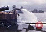 Image of pumping water Pearl Harbor Hawaii USA, 1942, second 26 stock footage video 65675061813