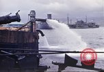 Image of pumping water Pearl Harbor Hawaii USA, 1942, second 27 stock footage video 65675061813