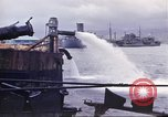 Image of pumping water Pearl Harbor Hawaii USA, 1942, second 29 stock footage video 65675061813