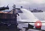 Image of pumping water Pearl Harbor Hawaii USA, 1942, second 30 stock footage video 65675061813