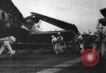 Image of air attack Pearl Harbor Hawaii USA, 1941, second 32 stock footage video 65675061815