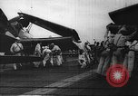 Image of air attack Pearl Harbor Hawaii USA, 1941, second 34 stock footage video 65675061815