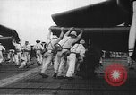 Image of air attack Pearl Harbor Hawaii USA, 1941, second 36 stock footage video 65675061815