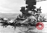 Image of Pearl Harbor attack Pearl Harbor Hawaii USA, 1941, second 1 stock footage video 65675061817