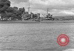 Image of attack on Pearl Harbor Pearl Harbor Hawaii USA, 1941, second 4 stock footage video 65675061818