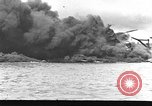 Image of attack on Pearl Harbor Pearl Harbor Hawaii USA, 1941, second 9 stock footage video 65675061818