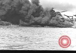 Image of attack on Pearl Harbor Pearl Harbor Hawaii USA, 1941, second 13 stock footage video 65675061818
