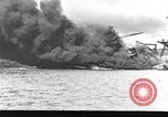 Image of attack on Pearl Harbor Pearl Harbor Hawaii USA, 1941, second 14 stock footage video 65675061818
