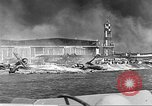 Image of attack on Pearl Harbor Pearl Harbor Hawaii USA, 1941, second 31 stock footage video 65675061818